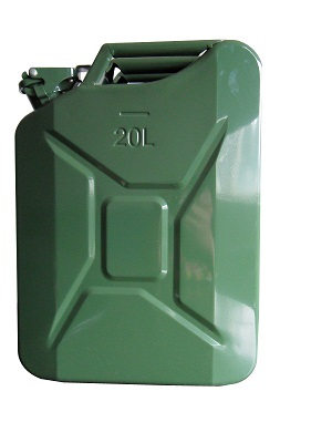 DJ-JC-20L Jerry Can 20L