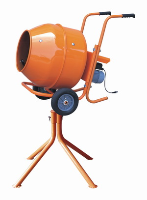 DJ-PCM5-HS Cement Mixer With Stand 140L